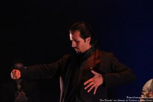 Antonio de Veronica en el Teatro Cervantes con Farruquito 83
